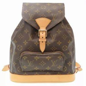 💎DISCONTINUED Montsouris backpack LOUIS VUITTON